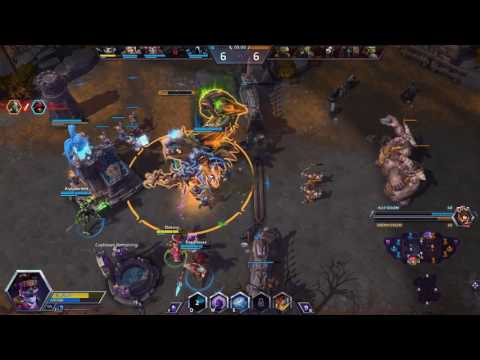 BRONZE To SILVER -HOTS -Ranked Game   with LiLi