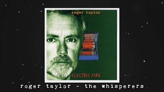 Roger Taylor - The Whisperers (Official Lyric Video)