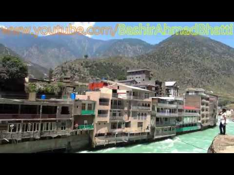 Behrain Swat Valley KPK Pakistan-8K 4320p بحرین،سوات ویلی پاکستان