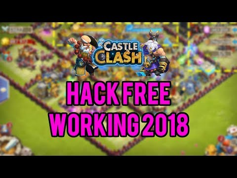 Castle Clash Hack 👌 - Castle Clash Hack Apk 2018 💥☄️