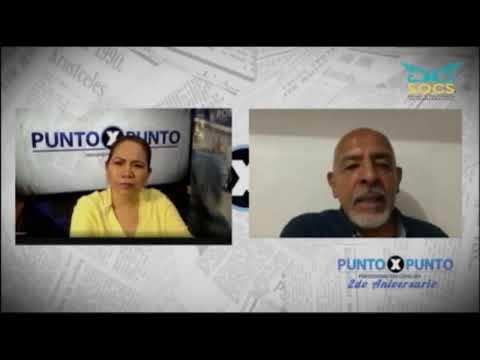 09 de Abril 2021  #EnVivo Punto x Punto Periodismo sin Censura con Sandra Romero e Invitados