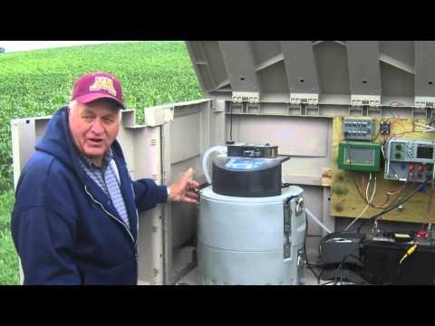 George Rehm, Discovery Farms Coordinator: AM Minnesota, December 8, 2015
