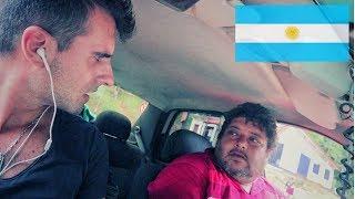 am ajuns in ARGENTINA si au inceput PROBLEMELE...