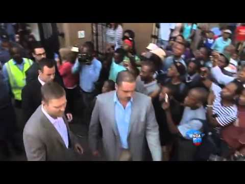 No charges laid against Oscar Pistorius