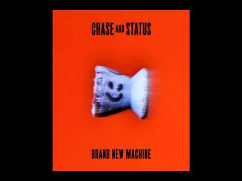 Chase & Status - Brand New Machine (Full Album)
