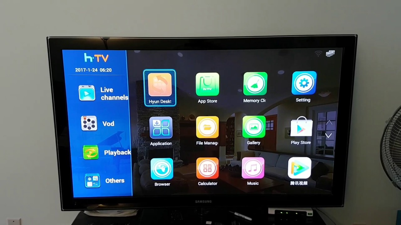 how to get lg channel plus on my lg tv