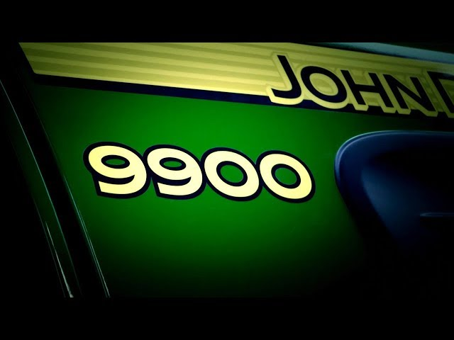 Nuova Serie 9000 - Trince John Deere