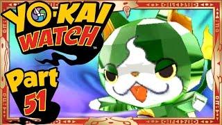 Yo-Kai Watch - Part 51   How To Get RARE Emenyan! [English Gameplay Walkthrough]