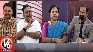 Special Debate On Paripoornananda Expulsion From Hyderabad | Good Morning Telangana | V6 News