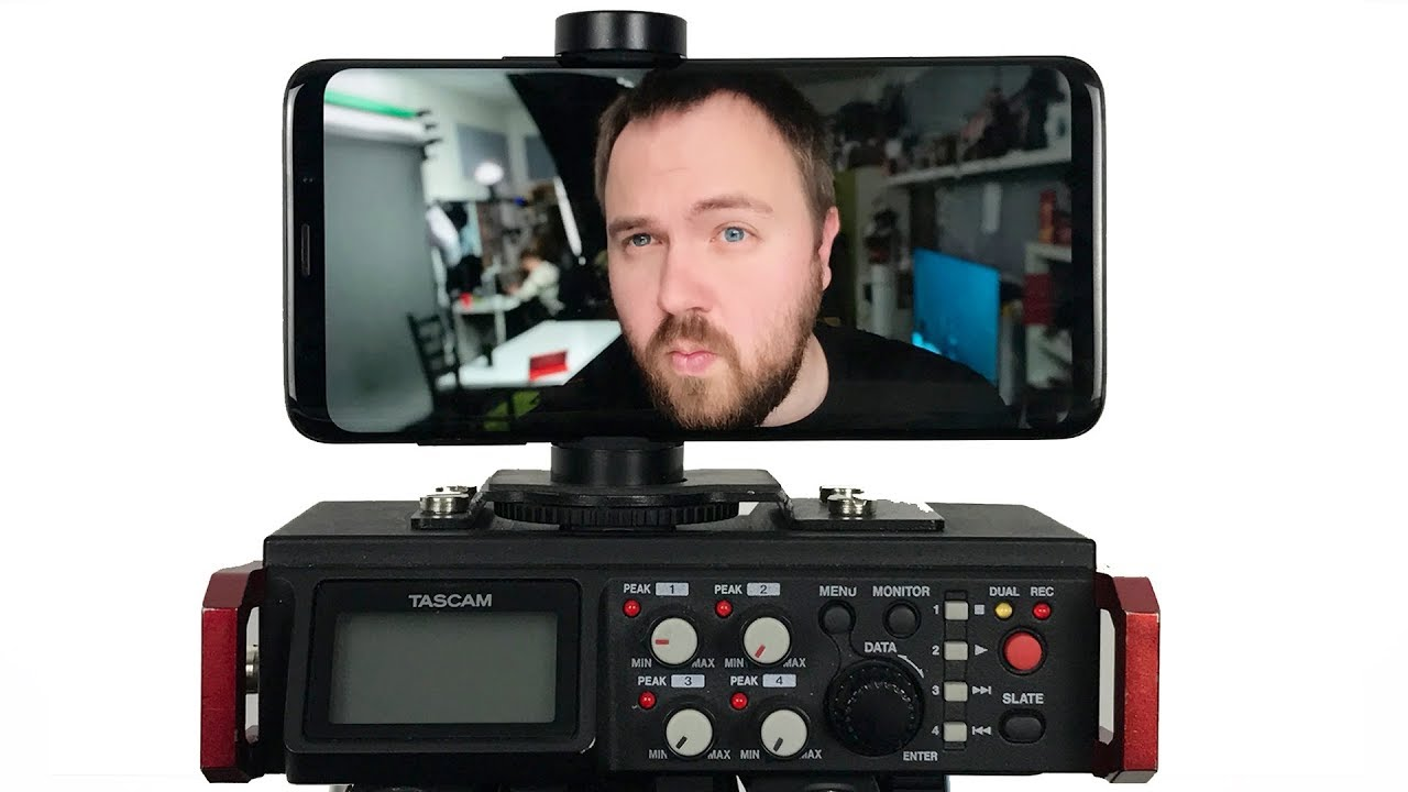 Как снимает Samsung Galaxy S9+