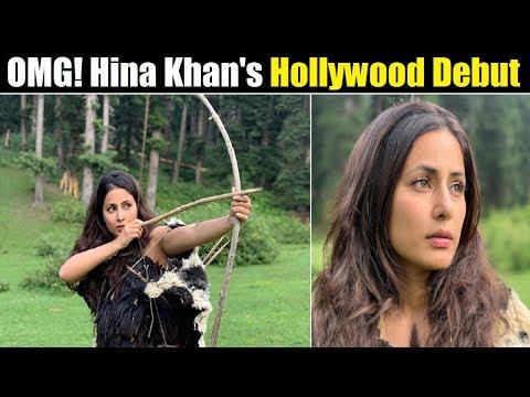 After Dipika-Priyanka, Hina Khan Makes Her Indo-Hollywood Debut| Hina Khan| Country of Blinds