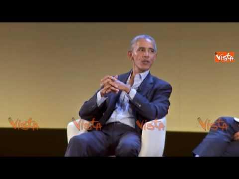 """Obama: """"Senza Internet non sarei mai stato eletto Presidente"""""""