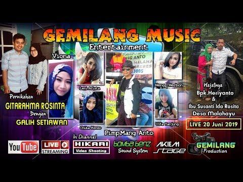 Live Streaming GEMILANG MUSIC By Gemilang Video Shooting Season Siang