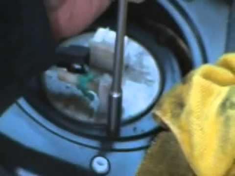 How To Replace A Nissan 3 5 Maxima Fuel Filter