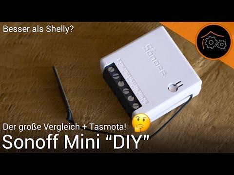 Sonoff Mini - Besser Als Shelly? | Haus-automatisierung.com [4K]