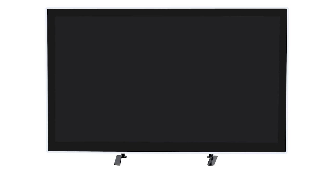 Universal Table Top Tv Stand Base For 37 70 Flat Screen Lcd Plasma Led Tvs