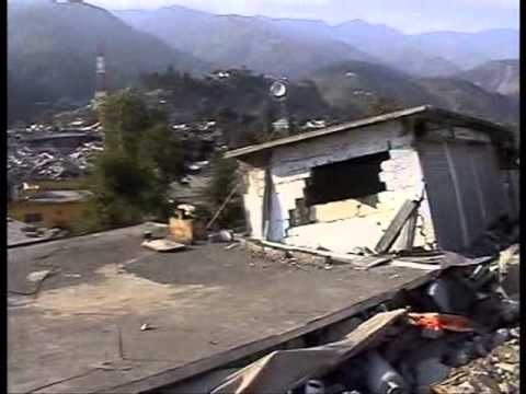 earthquake 2005 The mw 76 muzaffarabad earthquake of 8 october 2005, occurred on a lateral equivalent of the main ramp of the hymalaia frontal thrust, and is the result of the collision tectonics between the indian and eurasian plates the epicentre was located near the town of basantkot (muzaffarabad), and the focal depth was about 13.