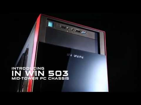 IN WIN 503 Mid Tower Chassis
