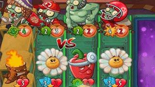 Epic Plant Team Vs Zombies!! - Plants Vs Zombies Heroes