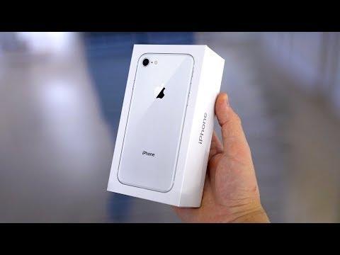 IPhone 8 Unboxing & Erster Eindruck! - Felixba