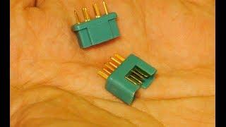Turnigy 9XR - Výměna napájecího konektoru akumulátoru vysílače za MPX konektor