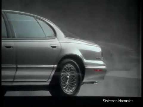 Chrysler LHS 1997 Comercial TV México