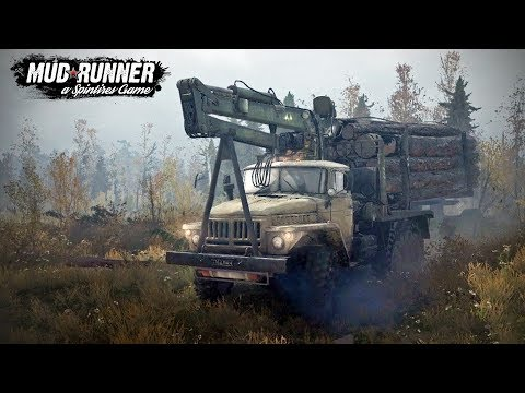 Download Youtube: Spin Tires Mudrunner - MP 1 - Setting a Record! (Sponsored)