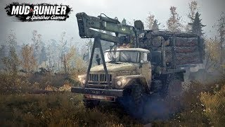 Spin Tires Mudrunner - MP 1 - Setting a Record! (Sponsored)