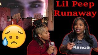 EMOTIONAL😥 Lil Peep - Runaway (Official Video) Reaction | Mom Reacts