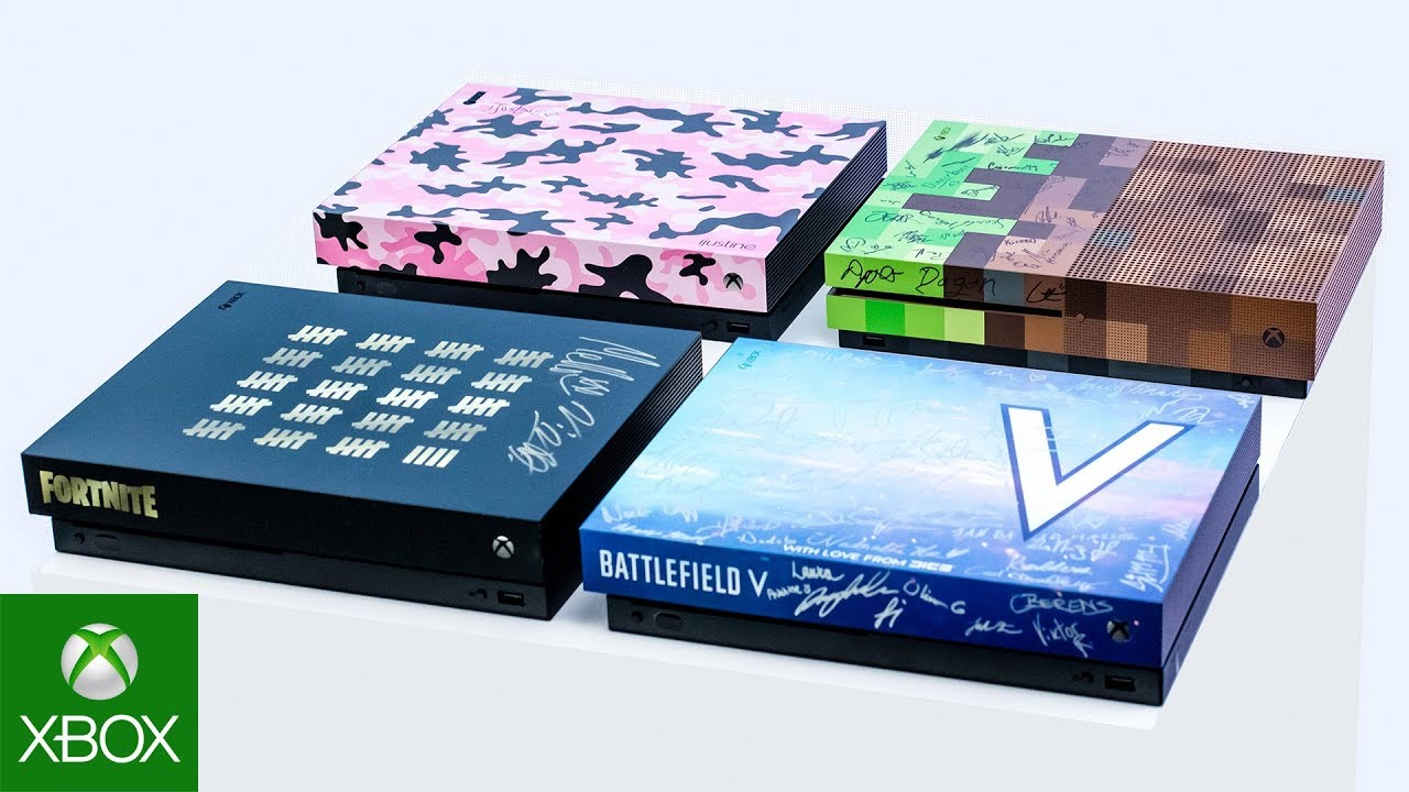 Consoles for Kids | Celebrity Auction