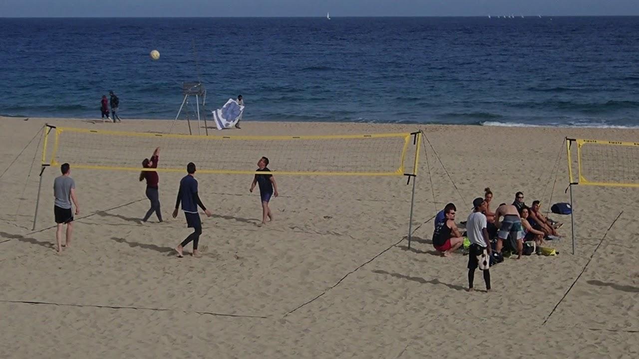 Summer Olympics 2008 -- Womens beach volleyball