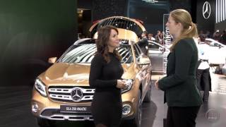 2018 Mercedes GLA 250 4MATIC First Look