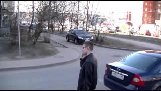 Антиалкогольный Рейд Псков №3
