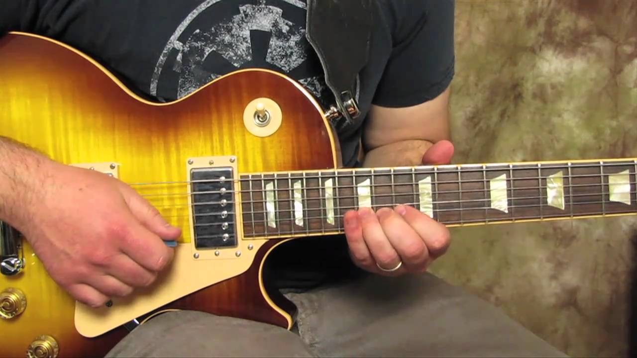 Slash style of solo knocking on heavens door how to play slash style of solo knocking on heavens door how to play the first solo youtube fandeluxe Ebook collections