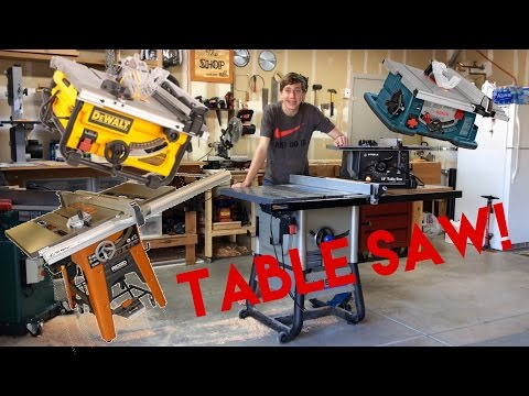 Which Table Saw Should You Buy? | Let's Talk Tools!