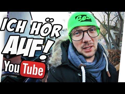 Ich höre auf! DANKE YouTube! EES TV
