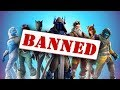 People Are Trying to Ban Fortnite... here's why