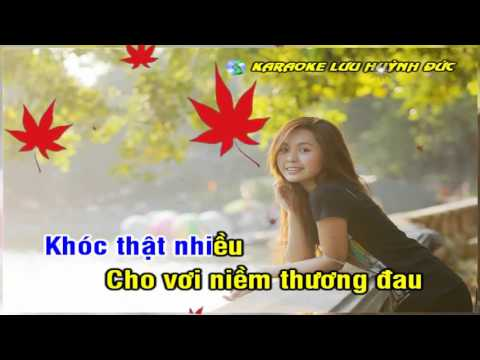 Karaoke Nhạc Sống Chợt Khóc Remix thuong nguyen