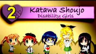 Katawa Shoujo (Disability Girls Part 2)