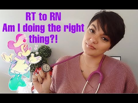 RT TO RN: Careers throughout my years: did i make a mistake???? | Hondros college of nursing