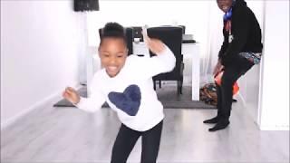 Angel & Petit Acapella Dance    PETITAFRO TV #3 EPISODE