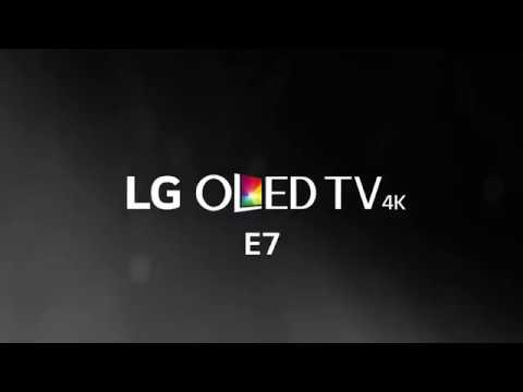 Download Youtube: LG OLED 4K TV | E7 | Product Video