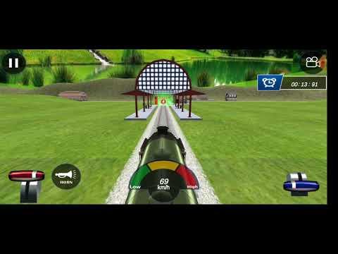 Euro Train Simulator 2021 Gameplay - New Train Game 🚆 |