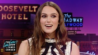 Keira Knightley Gets Mistaken For Natalie Portman & Britney Spears