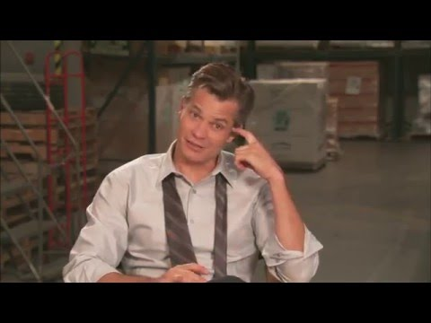 The Office  The Sting  Timothy Olyphant