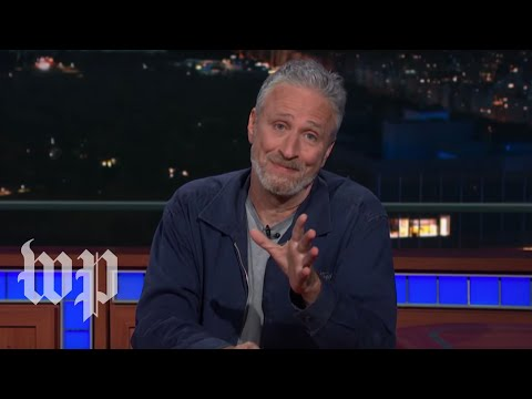 Morgen - Jon Stewart Fires Back at Mitch McConnell