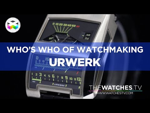 Who's Who of Watchmaking: URWERK