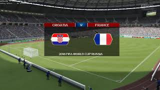 FIFA 15 Gameplay World Cup MOD 2018 (Russia) - GT 520M , i5 2450M @2.50Ghz , 4 GB RAM
