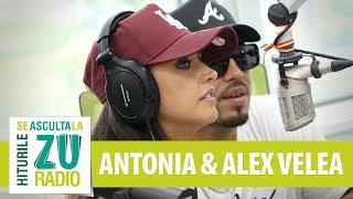 Antonia & Alex Velea - Iubirea mea (Live la Radio ZU)
