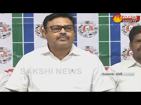 YSRCP Leader Ambati Rambabu Reacts On Inturi Ravikiran Arrest - Watch Exclusive